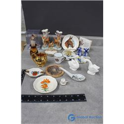 Decor & Souvenirs - Holland, Made in England, China & Japan