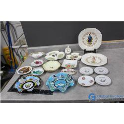 Decorative Collectors Plates
