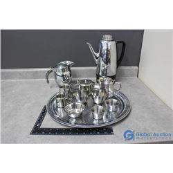 Coffee & Tea Silverware Items