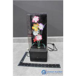 Light Up/Musical Flower Shadow Box