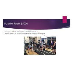 $5000 donation