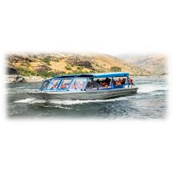 Jet Boat Ride for Two  & Yeti Cooler - Value $950