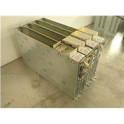 (4) Siemens Simodrive LT-Modul INT. 2x15A, M/N: 6SN1123-1AB00-0AA1