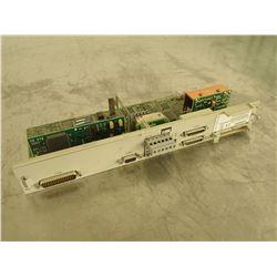 Siemens Control Card, M/N: 6SN1118-0DJ21-0AA0