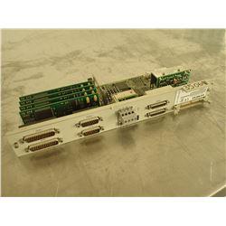 Siemens Control Card, M/N: 6SN1118-0DH23-0AA1