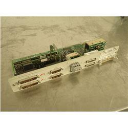 Siemens Control Card, M/N: 6SN1118-0DH21-0AA1