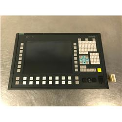 SIEMENS 6FC5203-0AF02-0AA0 OPERATOR PANEL FRONT