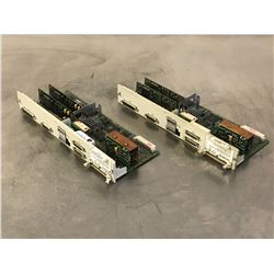 (2) SIEMENS 6SN1118-0DG23-0AA1 CONTROL CARD