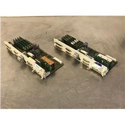 (2) SIEMENS 6SN1118-0DM23-0AA0 CONTROL CARD