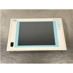 """SIEMENS A5E00338527 PANEL SYSTEM TOUCH 15"""" TFT PANEL SERIES P6"""