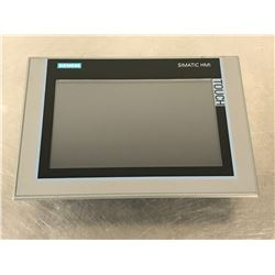 SIEMENS 6AV2 124-0JC01-0AX0 TP900 SIMATIC HMI