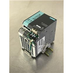 SIEMENS 6EP1334-3BA00 POWER SUPPLY