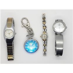 4-MODERN LADIES WATCHES