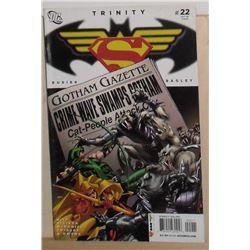 Printed in Canada MINT DC Comics Trinity #22 October 29 2008 - bande dessinée encore neuve