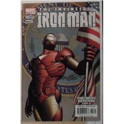 Still MINT Marvel Comics Ironman #78 May 2004 - bande dessinée encore neuve
