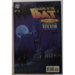 Rare MINT DC Comics Batman Shadow of the Bat #45 December 1995 - bande dessinée neuve rare
