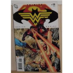 Printed in Canada MINT DC Comics Trinity #15 Sept 10 2008 - bande dessinée encore neuve