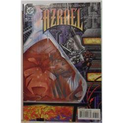 MINT DC Comics Azrael #7 August 1995 - bande dessinée neuve