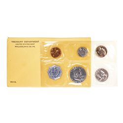 1961 (5) Coin Proof Set in Envelope