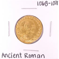 1068-1071 Diogenese IV Ancient Roman Gold Coin