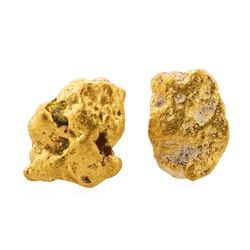 Lot of Gold Nuggets 1.48 Grams Gold Weight