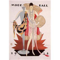 Anonymous - Mode Ball 1928
