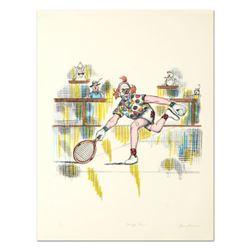 Tennis Bum by Crionas (1925-2004)