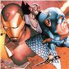 Image 2 : Civil War #1 by Stan Lee - Marvel Comics