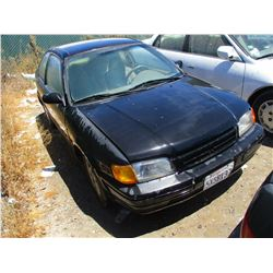 TOYOTA TERCEL 1997 SALV T/DONATION
