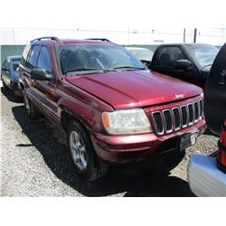 JEEP GRAND CHEROKEE 2002 T-DONATION