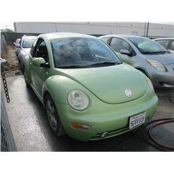 VW NEW BEETLE 2003 T-DONATION