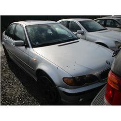 BMW 325I 2003 T-DONATION