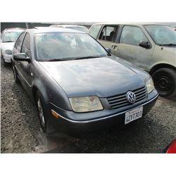 VW JETTA 2003 T-DONATION