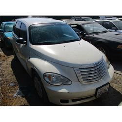 CHRYSLER PT CRUISER 2007 SALV T/DONATION