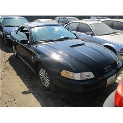 FORD MUSTANG 1999 T-DONATION