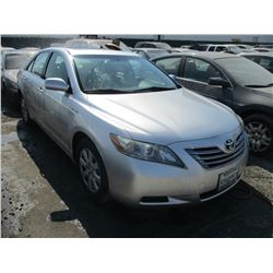 TOYOTA CAMRY 2007 T-DONATION