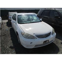 TOYOTA CAMRY 2005 O/S T-DONATION