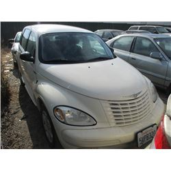 CHRYSLER PT CRUISER 2005 T