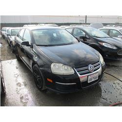 VW JETTA 2009 T-DONATION