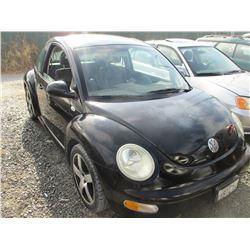 VW NEW BEETLE 2001 T-DONATION