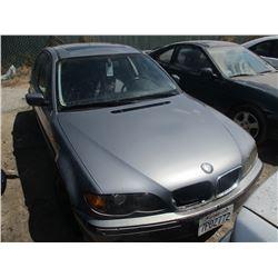 BMW 325I 2003 T