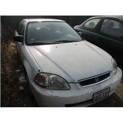 HONDA CIVIC 1998 T-DONATION