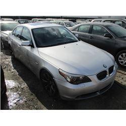 BMW 545I 2004 T-DONATION