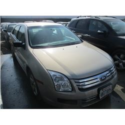 FORD FUSION 2009 APP  DUP/T-DON
