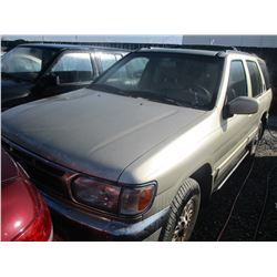 NISSAN PATHFINDER 1997 O/S T-DONATION