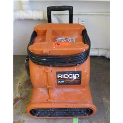RIDGID Orange Professional Portable Air Mover Blower Fan