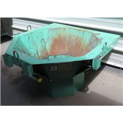 Garlock Roofing Equipment Trash Chute Hopper