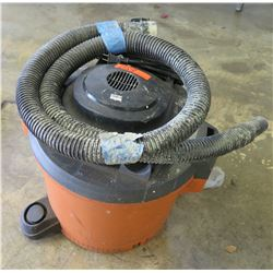 RIDGID Wet/Dry Portable Vacuum w/ Hose