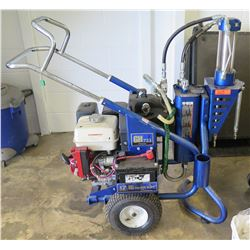 Graco Big Rig GH733 Portable Gas Airless Sprayer w/ Honda GX390 Engine