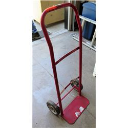 Industrial Red Hand Truck Dolly